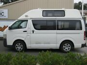 Toyota Hiace Hitop 3 Berth Campervan Banksmeadow Botany Bay Area Preview