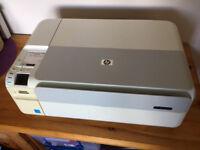 HP Photosmart C4500 All-in-One Printer/Scanner/Copier