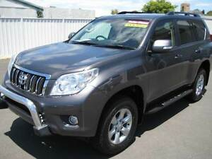 2012 Toyota LandCruiser PRADO GXL  Turbo Diesel  Wagon West Perth Perth City Area Preview