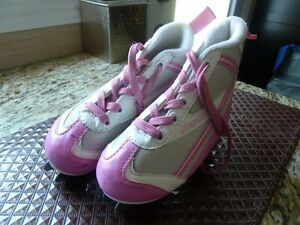Little GIrl's ice skates for beginners'