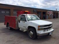 2001 Chevrolet C/K Pickup 3500 Pickup Truck