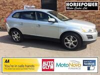 2010 Volvo XC60 2.4 D5 SE Lux Geartronic AWD 5dr Diesel silver Automatic