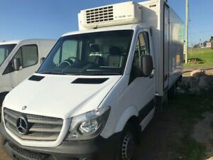 2013 Mercedes-Benz Sprinter 516CDI REFRIGERATED 5 Speed Automatic Cab Chassis Carrum Downs Frankston Area Preview