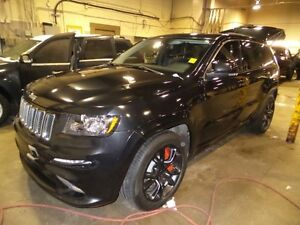 2012 Jeep Grand Cherokee SRT8 ZERO DOWN FINANCING!!!
