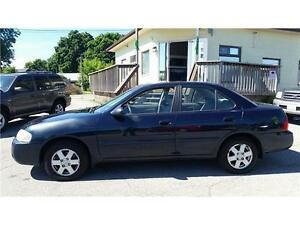 2004 Nissan Sentra 1.8S - AC - POWER - 4 Speed Automatic