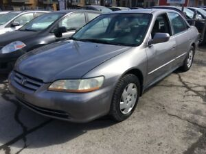 2001 Honda Berline Accord LX