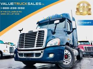 2011 FREIGHTLINER CASCADIA**AUTOMATIC**