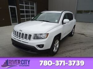 2015 Jeep Compass AWD HIGH ALTITUDE Leather,  Heated Seats,  Sun
