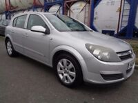 VAUXHALL ASTRA , 2005 REG , FULL YEARS MOT NO ADVISORIES , GREAT CONDITION , DRIVES SUPERB