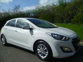 Hyundai i30 2012 Road Tax Exempt, Mileage 72,000, Powered by 1.6 CRDi engine and 6 speed manual