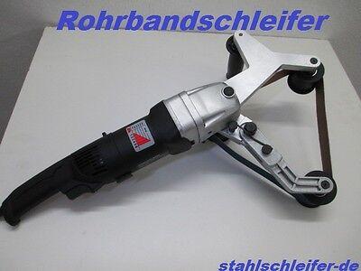 ROHRBANDSCHLEIFER, RB 760;  ROHRSCHLEIFER, SATINIERMASCHINE