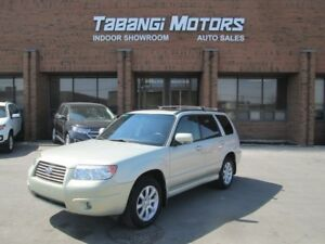 2007 Subaru Forester AWD | LEATHER | HTD SEATS | SUNROOF