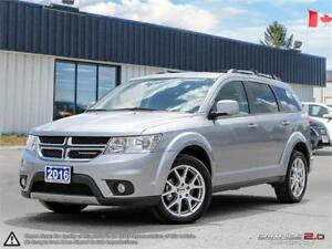 2016 Dodge Journey Limited 7 Passenger incl DVD.On sale now!!
