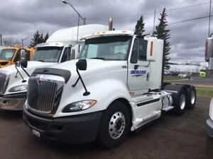 2014 International ProStar+ Day Cab