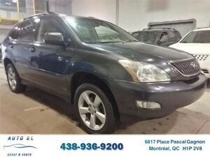 ***2007 LEXUS RX350***AWD/CUIR/TOIT/MAGS/IMPECCABLE