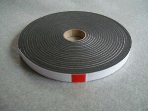 1Rolle 10mx8mmx2mm Dämmband Isolierband Vorlegeband A