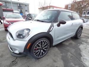 2013 MINI COOPER PACEMAN JOHN COOPER WORKS ALL4 (AUTO, FULL!!!)