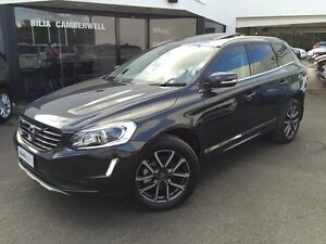 2015 Volvo XC60 DZ MY16 D5 GEARTRONIC AWD LUXURY Savile Grey 6 Speed Sports Automatic Wagon Glen Iris Boroondara Area Preview