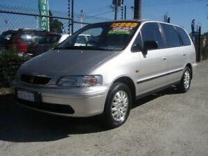 1998 Honda Odyssey (7 Seat) Silver 4 Speed Automatic Wagon Wangara Wanneroo Area Preview