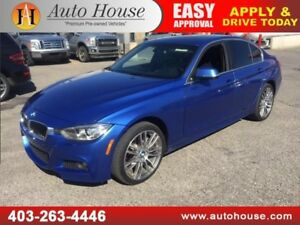 2015 BMW 335I XDRIVE M PACKAGE NAVIGATION BACKUP CAMERA AWD