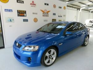2010 Holden Commodore VE SS V Sedan 4dr Spts Auto 6sp 6.0i Blue Sports Automatic Sedan Bayswater Knox Area Preview