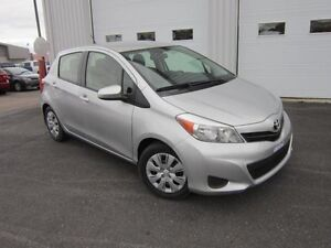 2012 TOYOTA YARIS LE GR ELECT