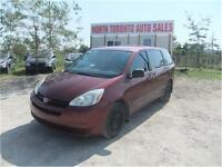 2005 TOYOTA SIENNA CE / 7-PASSENGER / PWR WINDOWS-LOCKS!