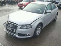 2011 Audi A4 parts breaking
