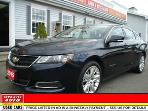 2015 Chevrolet Impala LS $14995.00 with $2K Down or Trade- in* L