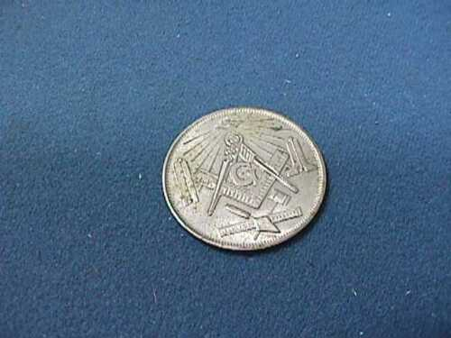MASONIC LODGE COIN