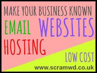 Low Cost Web Design - Free Hosting
