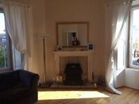 Bright spacious 1 Bedroom Flat For Rent Leith Close to Shore