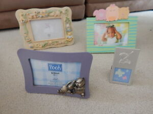 Picture Frames (set of 4)