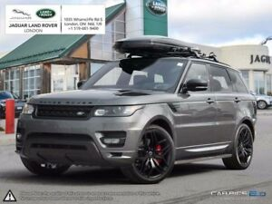 2017 Land Rover Range Rover Sport V8 Supercharged Autobiography