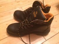 Brand New Trucker Safety boots(size 11).