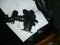 Mazda 3 1.6D Manifold & Cross Over Pipes (2005)
