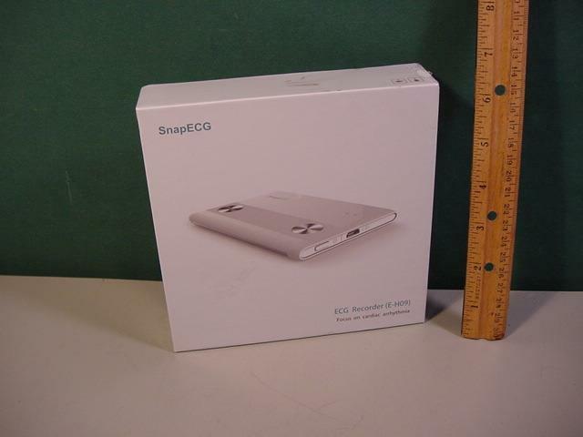 ECG Recorder SnapECG Model E-H09 NEW