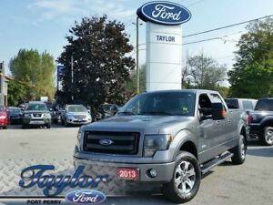 2013 Ford F-150 FX4 *LEATHER* *NAVIGATION*