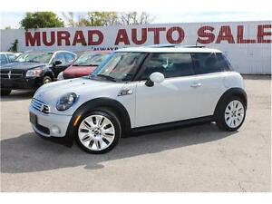 2010 MINI Cooper Camden Edition !!! 78,000 KMS !!!