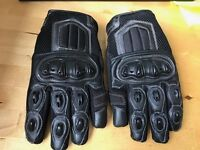 Motorbike Gloves M and L