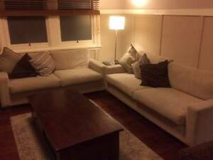 Lounge Set- 2 seater plus 3 seater Mount Colah Hornsby Area Preview