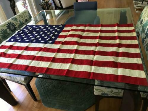 USA Vintage Artflag Company Original American Flag