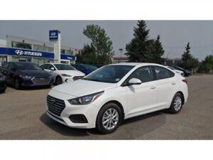 2018 Hyundai Accent GL Front Wheel Drive