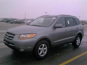 2008 Hyundai Santa Fe GL 5-Pass