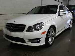 2014 Mercedes-Benz C-Class C300 4MATIC All Wheel Drive - Leather