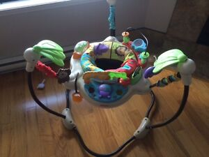 Fisher-Price Luv U Zoo Jumperoo Jumper a Vendre