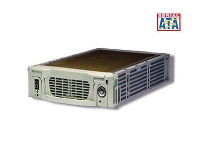 Bean Tech Data Casle Bt29sea  Beige  Sata To Sata Aluminum Mobile Rack
