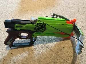 Nerf Gun model:  Zombie Strike Crossbow