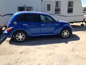 2004 Chrysler PT Cruiser Sport , great condition, 5 speed sport
