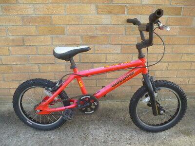 "Mongoose moto micro 16"" wheel kids childs BMX"